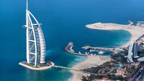 Burj Al Arab Dubai UAE HD Wallpaper 20