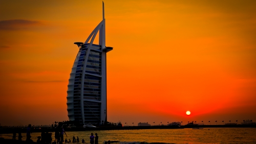 Burj Al Arab Dubai UAE HD Wallpaper 21