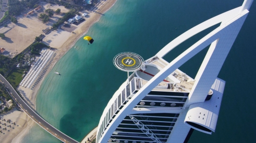 Burj Al Arab Dubai UAE HD Wallpaper 3