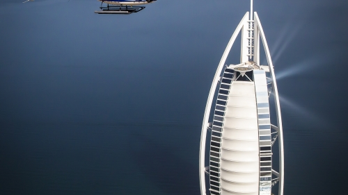 Burj Al Arab Dubai UAE HD Wallpaper 5