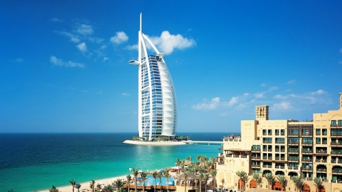 Burj Al Arab Dubai UAE HD Wallpaper 6