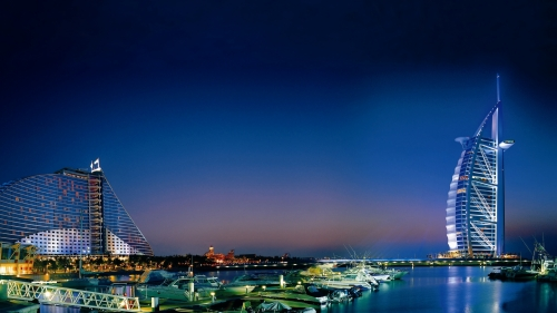 Burj Al Arab Dubai UAE HD Wallpaper 7