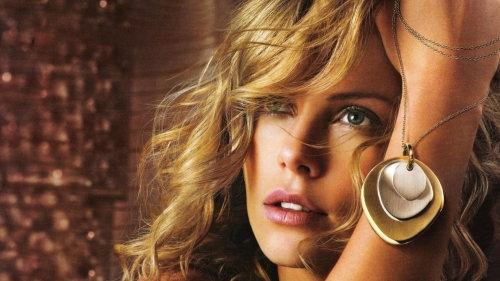 Charlize Theron Celebrity HD Wallpaper 23