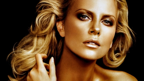Charlize Theron Celebrity HD Wallpaper 24