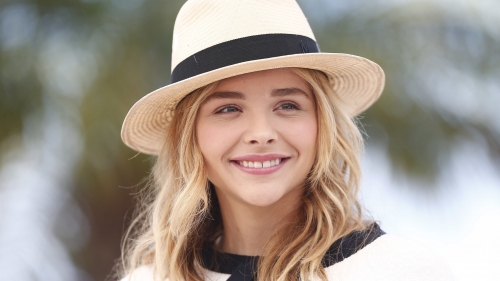 Chloe Grace Moretz Celebrity HD Wallpaper 1