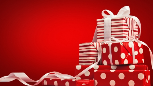 Christmas Gift   Photography HD Wallpaper