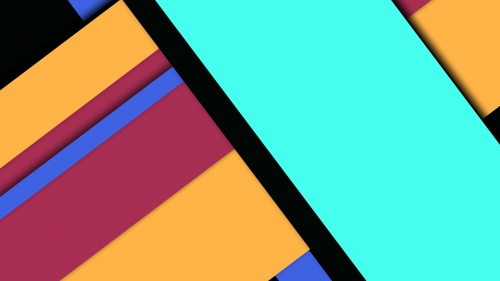 Colorful Google Inspired Material Design HD Wallpaper 245