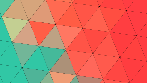 Colorful Material Design QHD Wallpaper 21