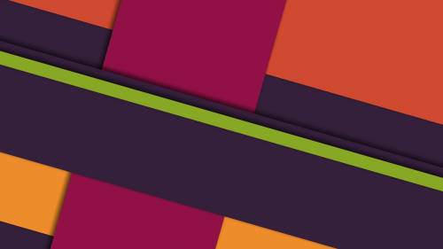 Colorful Material Design QHD Wallpaper 9