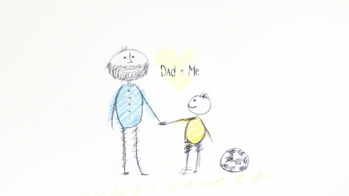 Dad And Me Happy Fathers Day Events QHD Wallpaper