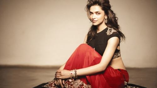 Deepika Padukone Indian Bollywood Film Actress High Quality Wallpaper 4