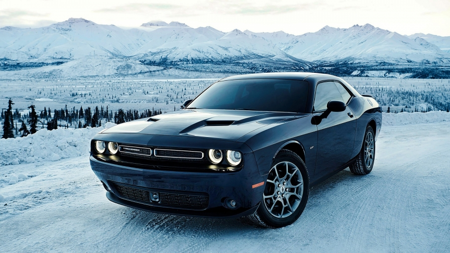 Dodge Challenger Free Wallpaper 4K Desktop Mobiles