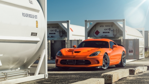 Dodge Viper Free Wallpaper 4K Desktop Mobiles