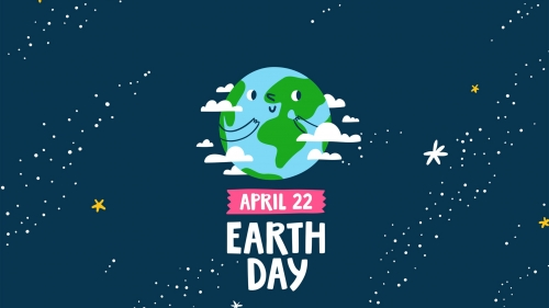 Earth Day April 22 Events QHD Wallpaper
