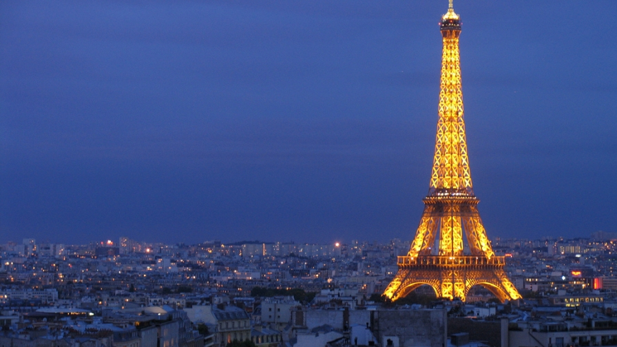 Eiffel Tower Paris France HD Wallpaper 7