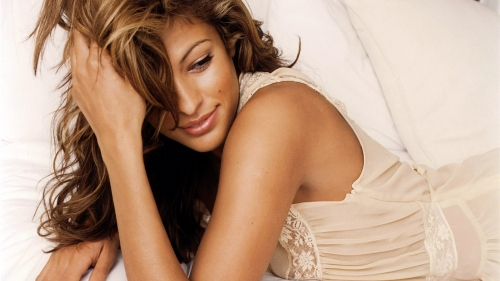 Eva Mendes Celebrity HD Wallpaper 7