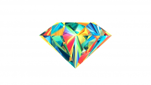 Facets Abstract Design QHD 2560x1440 Wallpaper 125