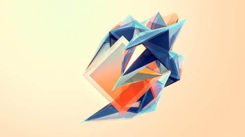 Facets Abstract Design QHD 2560x1440 Wallpaper 170