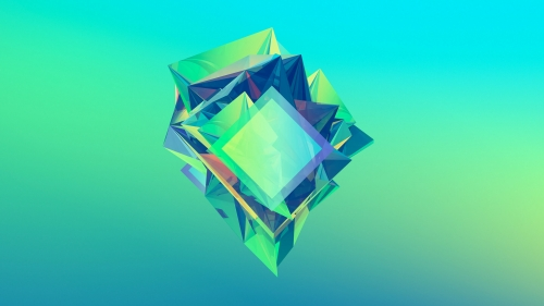 Facets Abstract Design QHD 2560x1440 Wallpaper 63