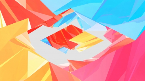 Facets Abstract Design QHD 2560x1440 Wallpaper 76