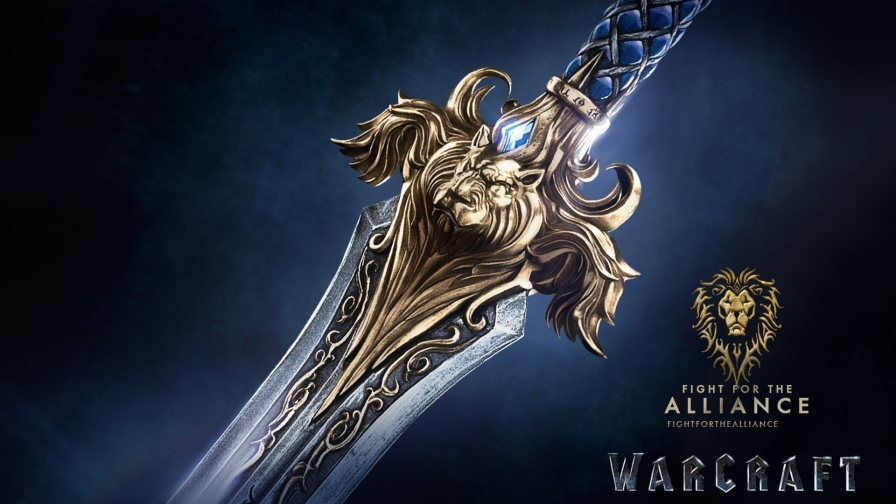 Fight For The Alliance Warcraft Movie HD Wallpaper