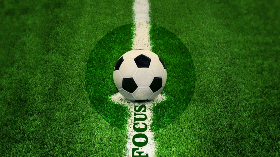 Focus On The Ball Soccer Football Sports QHD Wallpaper