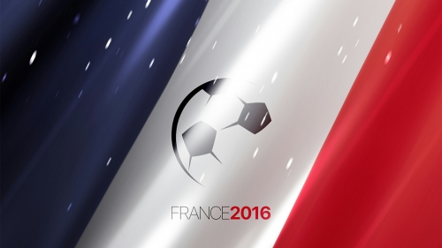 France 2016 Soccer Football Sports QHD Wallpaper
