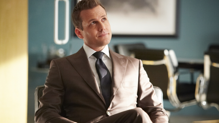 Gabriel Macht Plays Harvey Specter in TV Series Suits HD Wallpaper