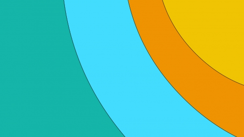 Google Material Design Inspired Abstract HD Wallpaper 117