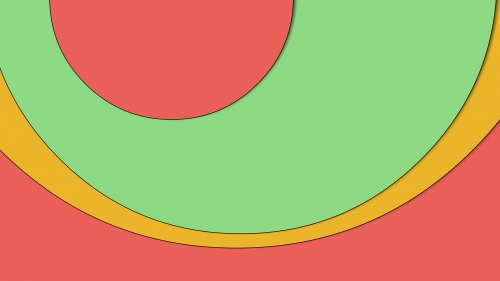 Google Material Design Inspired Abstract HD Wallpaper 152