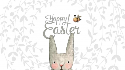 Happy Easter Events QHD Wallpaper 7