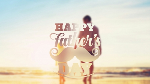 Happy Fathers Day Events QHD Wallpaper 3