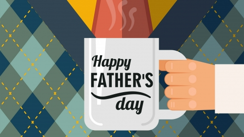 Happy Fathers Day Events QHD Wallpaper 5