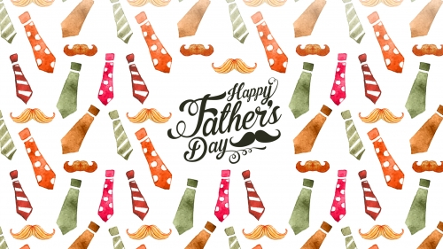 Happy Fathers Day Events QHD Wallpaper
