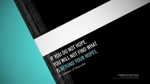 If You Do Not Hope