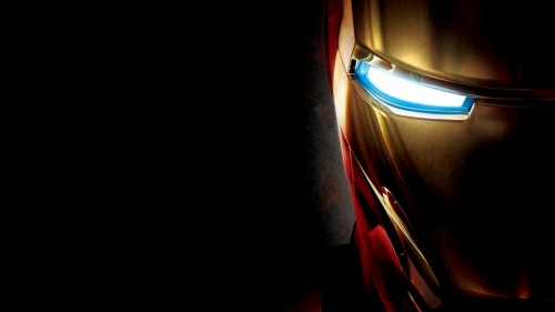 Iron Man Mask HD Wallpaper
