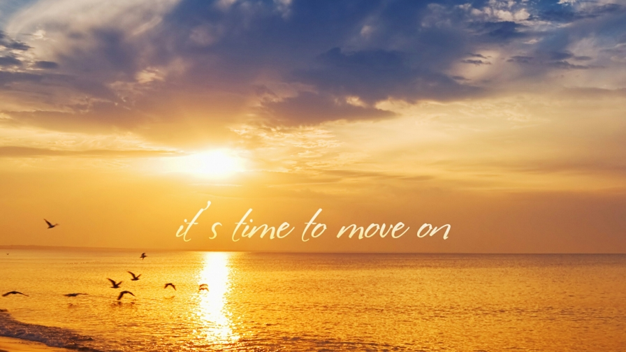 Its Time To Move On Quotes Qhd Wallpaper Wallpaper Vactual Papers