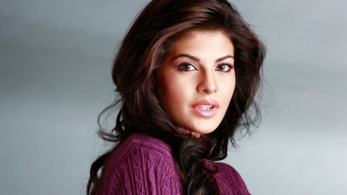 Jacqueline Fernandez Indian Bollywood Film Actress High Quality Wallpaper 2