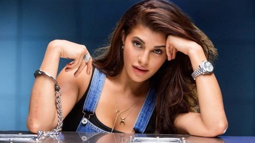 Jacqueline Fernandez Indian Film Actress HD Wallpaper