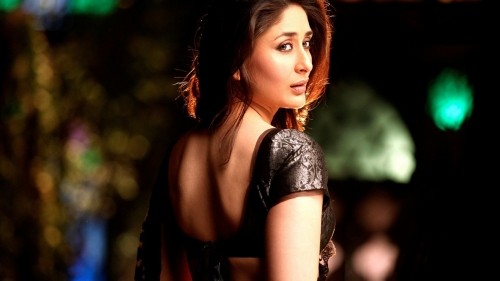 Kareena Kapoor Indian Bollywood Film Actress High Quality Wallpaper