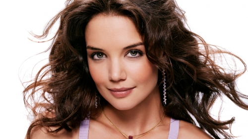 Katie Holmes Celebrity HD Wallpaper 2
