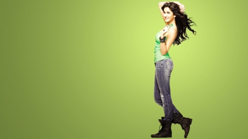 Katrina Kaif Indian Bollywood Film Actress High Quality Wallpaper
