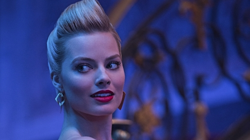 Lovely Margot Robbie Hollywood Actress HD Wallpaper 4
