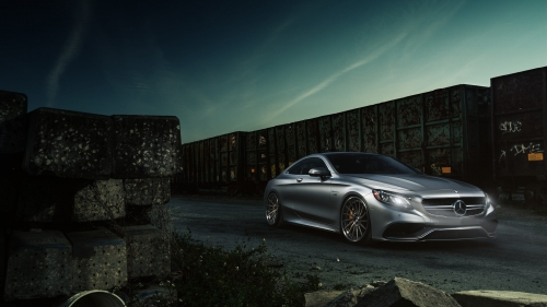 Meredes S63 Car HD Wallpaper