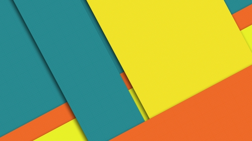Modern Abstract And Colorful Material Design HD Wallpaper 21