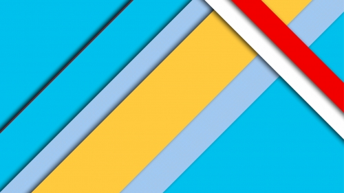 Modern Material Design FHD Wallpaper 176