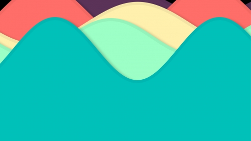 Modern Material Design FHD Wallpaper 6