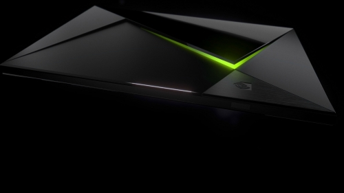 Nvidia Shield Game Console HD Wallpaper