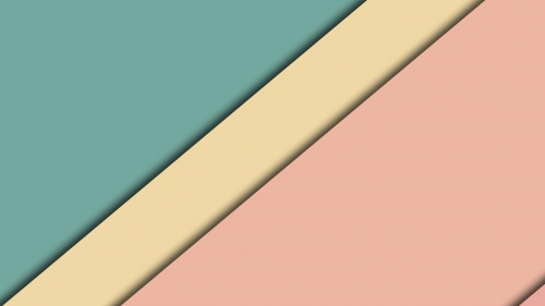 QHD 2560x2560 Material Design Wallpaper 1
