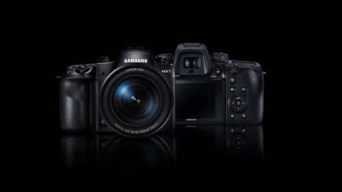 Samsung NX1 Camera HD Wallpaper